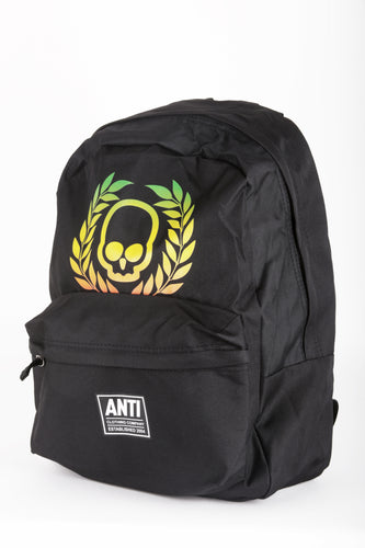 Backpack Logo Rasta