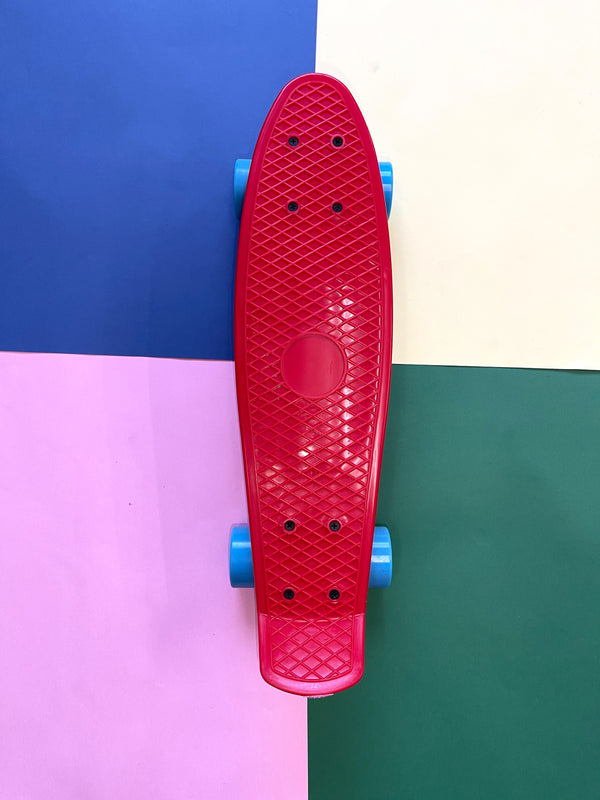 Patineta Penny Red