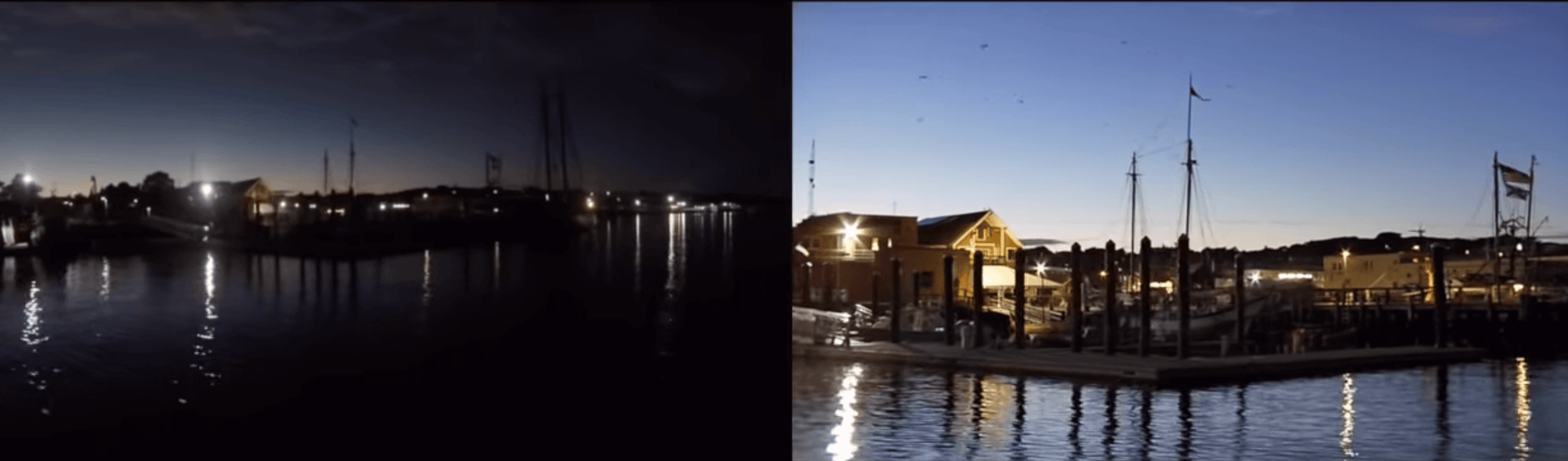 Boating At Night with SiOnyx Night Vision by BoatUS