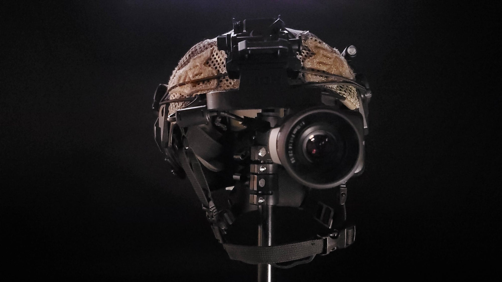 SIONYX Aurora Best Helmet Mount Settings For Airsoft And MilSim