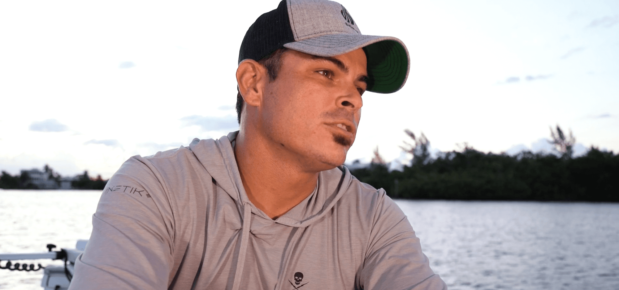 Boating Night Vision Podcast with Captain James Marko of GoliathFishing