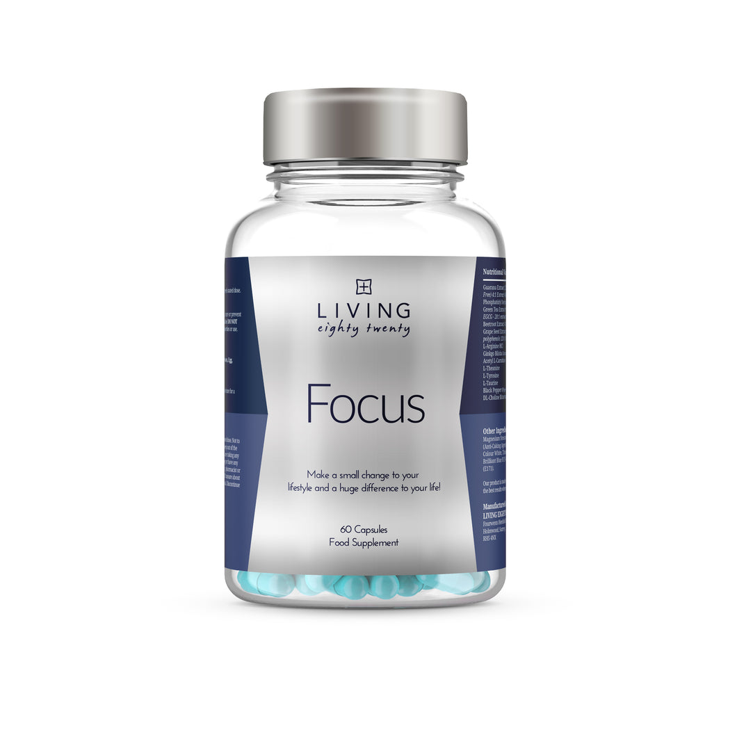 The Living Eighty Twenty supplement 'Focus'
