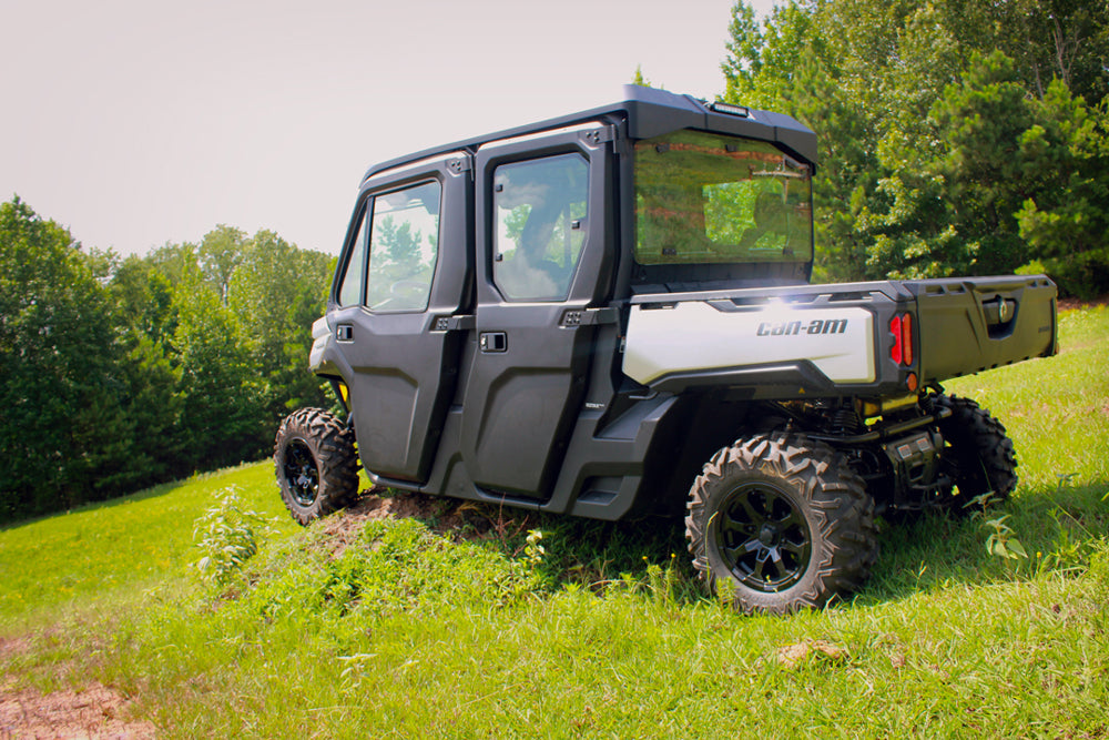Hoppe Industries Releases Audio Shade for Can-Am Defender MAX UTVs