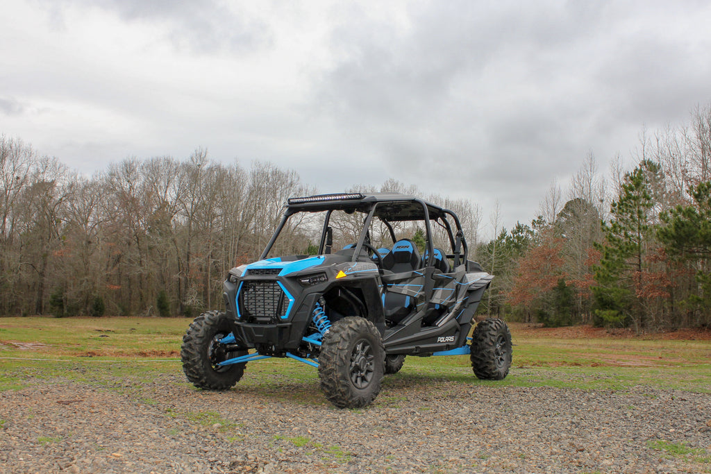 Hoppe Announces New Audio Shade for 4-Seat Polaris RZR