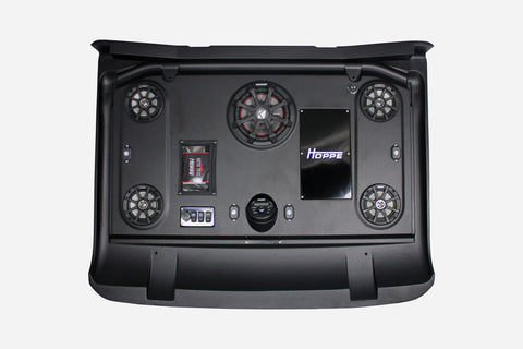 Hoppe Audio Shade for Defender Single Row