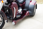 Trax Running Boards for Tri Glide