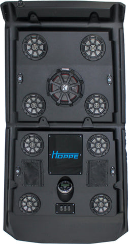 4RZR1K-81: 8 speakers, with sub