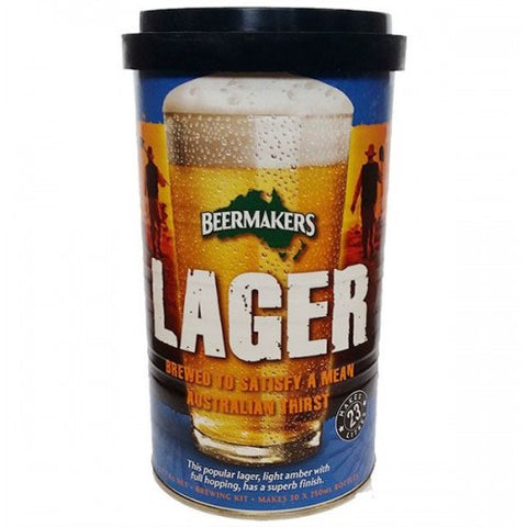 Beermakers Lager 1.7KG