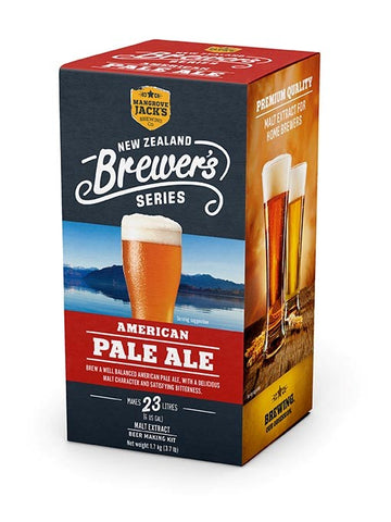 Mangrove Jack's New Zealand Brewers Series American Pale Ale 1.7kg
