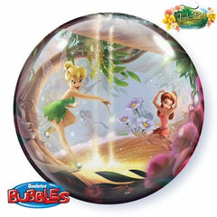 Tinker Bell & Fairy Friends Bubble Balloon