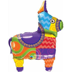 Pinata Patterns Jumbo Foil Balloon - 102 cm
