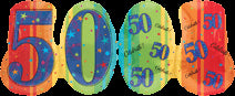 A Year To Celebrate - 50th