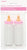 Baby Shower Pink Fillable Bottles (2 pack)
