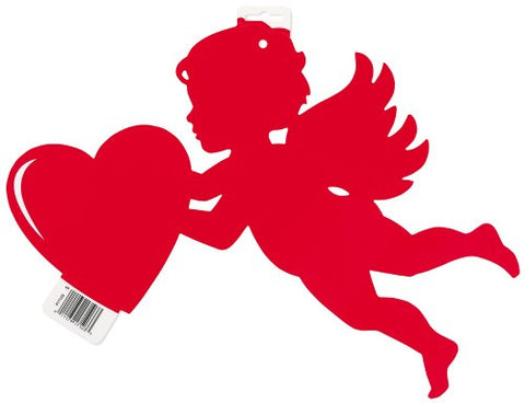 Red Cupid Cutout (42 cm)
