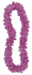 Luau Party Flower Lei Purple