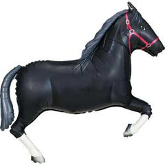 Galloping Horse - Black