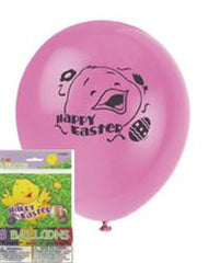 Easter Balloons (8 pack)