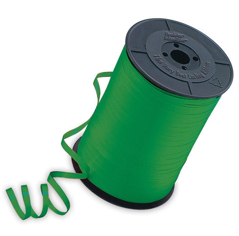 Curling Ribbon (Standard) 450m - Emerald Green