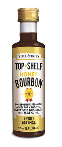 Still Spirits Top Shelf Honey Bourbon - 50ml