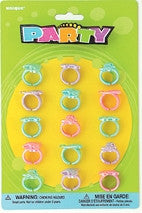 Pearlized Sea Rings (15 pack)