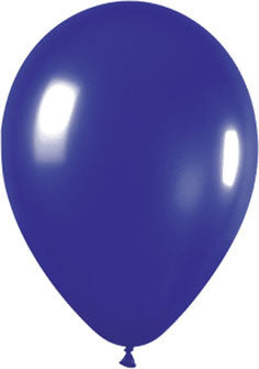 Standard Royal Blue Balloons (25 pack)