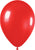 Metallic Pearl Red Balloons (100 pack)