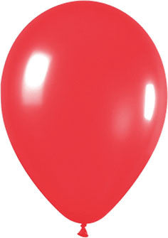 Standard Red Balloons (100 pack)