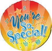 Your So Special Foil Balloon - 46cm