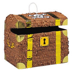 Pirate Treasure Chest Pinata Party Things Online Party Supplies