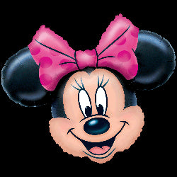Minnie Mouse Jumbo Foil Balloon - 71cm