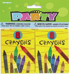 Crayon Boxes (4 pack)