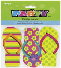 Flip-Flop Note Pads (12 pack)