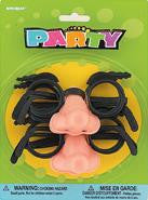 Noses & Glasses - 4 pack
