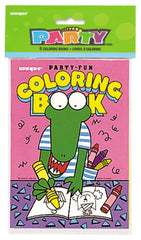 Colouring Books (8 pack)