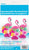 Luau Party Flamingo Honeycomb Centrepiece (3 pack)