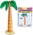 Luau Party Inflatable Palm Tree (86cm high)
