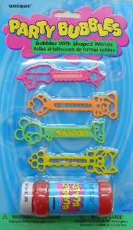 Shaped Wands Bubble Set