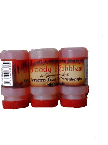 Bloody Bubbles - (3 pack)