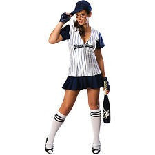 Baseball Uniform - White (Hire Only)
