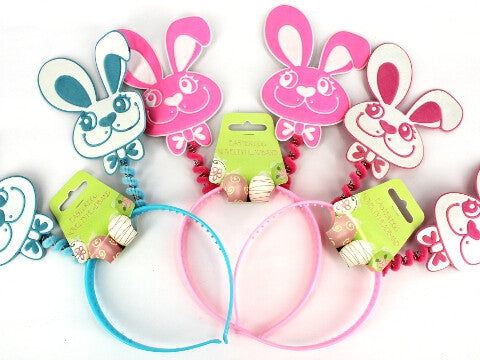 Easter Headband with Rabbit