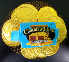 Chocolate Coins - 80g