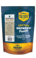 Mangrove Jack's Traditional Series Lager Pouch - 1.8kg (Crossmans Gold)