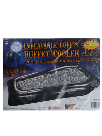 Inflatable Coffin Buffet Cooler