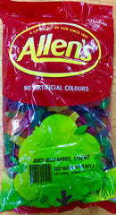 Allen's Juicy Jelly Babies - 1.3kg