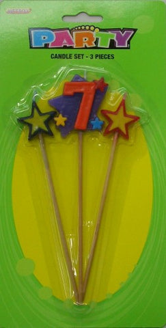 Star Pick Candle - 7