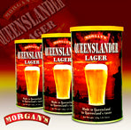Morgan's Queenslander Lager 1.7KG