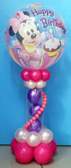 1st Birthday Minnie Bubble Tower