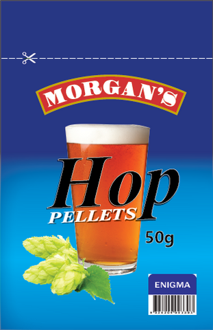 Finishing Hops Morgans Enigma - 50g