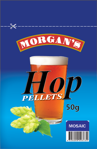 Finishing Hops Morgans Mosaic - 50g