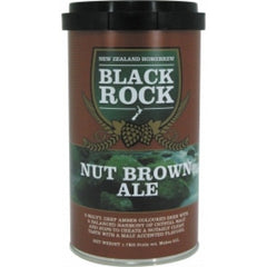 Black Rock Nut Brown Ale - 1.7kg